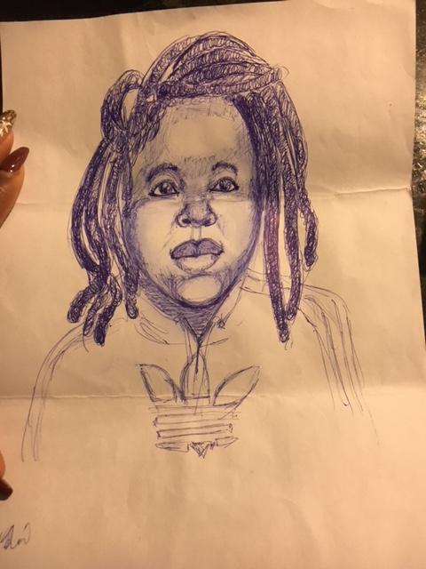 evalina sketch